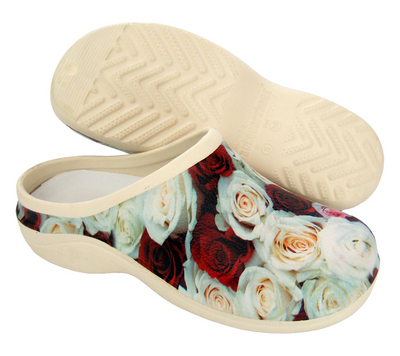 Buy Red and Cream Mixed Roses Backdoorshoes online