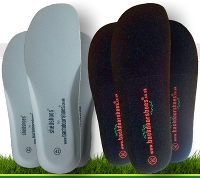Buy Your extra insoles for Backdoorshoes online