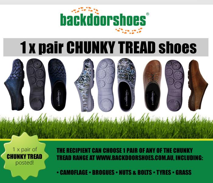 Buy a ChunkyTread Voucher