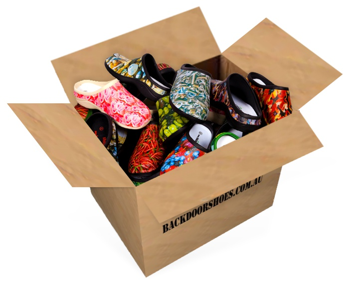 The Backdoorshoes Box... like Backdoorshoes? Help spread the word, and make money too!